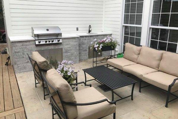 Expert Outdoor Kitchens In Charleston SC