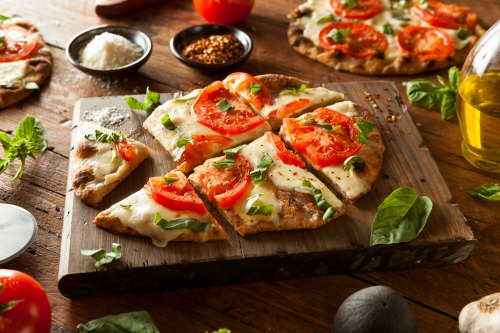 We found the easiest pizza dough recipe