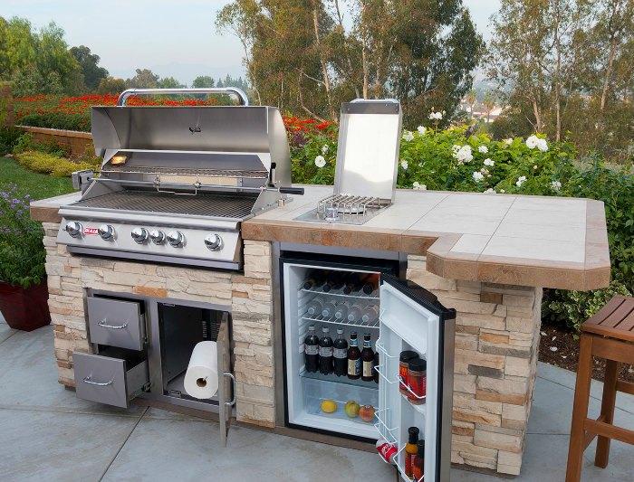 Summer Breeze Outdoor Kitchens Bbq Islands