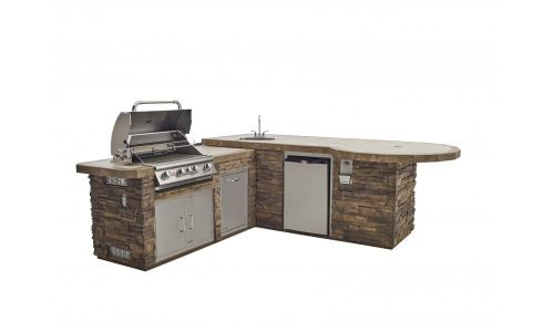 Summer Breeze Outdoor Kitchens Bbq Islands