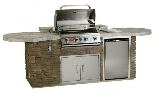 Your grill should have a vent located in front of it or behind it