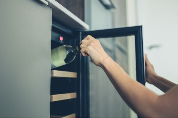 Wine coolers keep your exquisite vintages in perfect condition