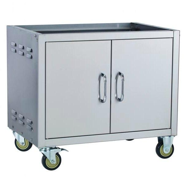 Bull Pedestal Cart