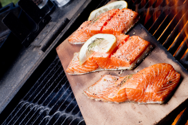 Selecting the right fish for grilling