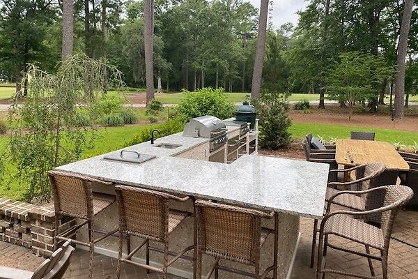 Our Expertise Is Outdoor Kitchens